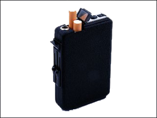 Cigarette Case Poker Camera